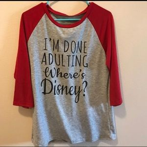 Tops - Disney shirt